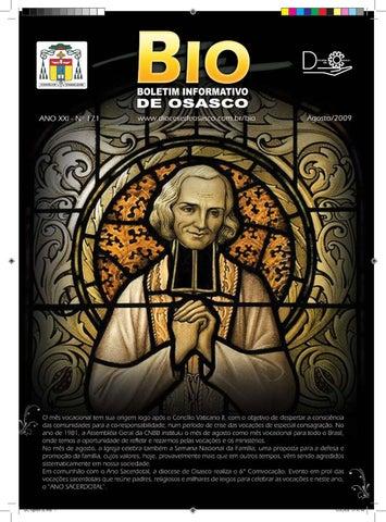 [Bio Diocesano Agosto 2009]