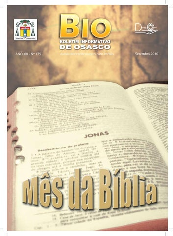 [Bio Diocesano Setembro 2010]
