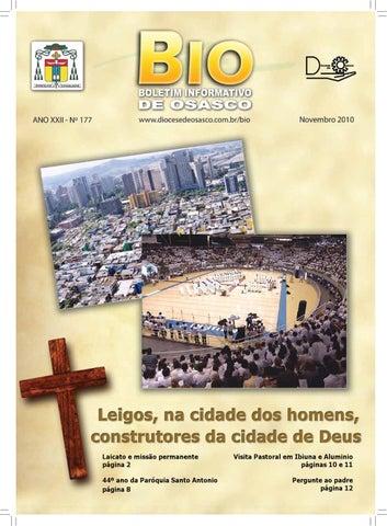[Bio Diocesano Novembro 2010]