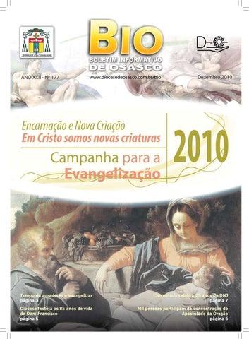 [Bio Diocesano Dezembro 2010]