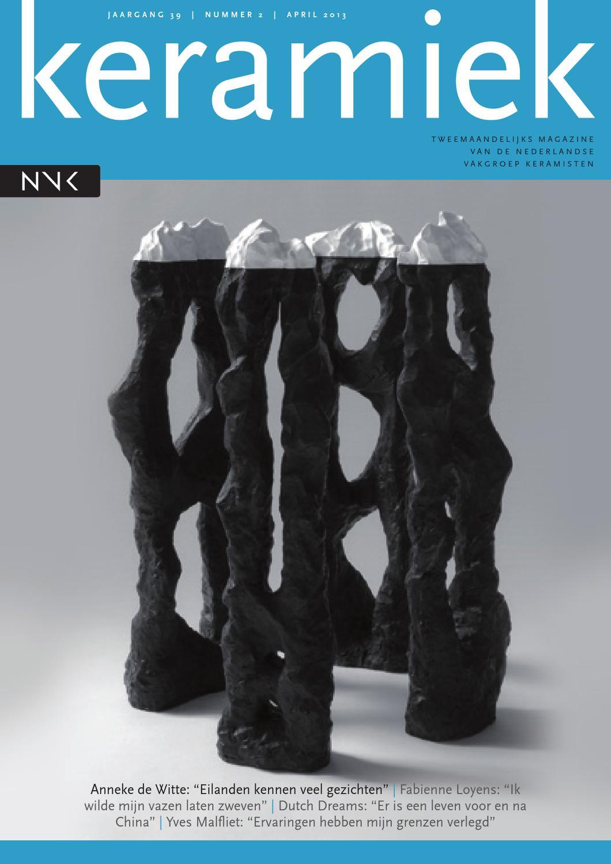 Keramiek nr. 4 Jaargang 2011 by NVK-Keramiek - issuu