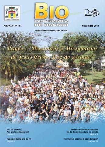 [Bio Diocesano Novembro 2011]