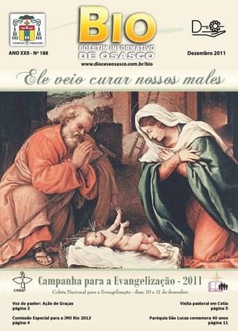 [Bio Diocesano Dezembro 2011]