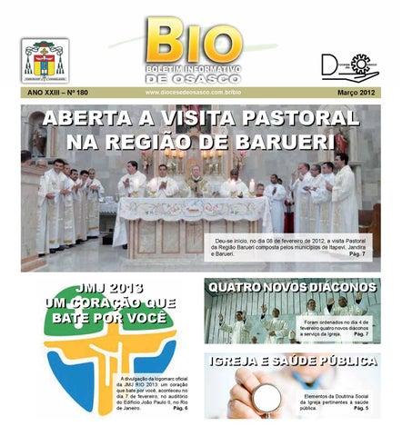 [Bio Diocesano Março 2012]