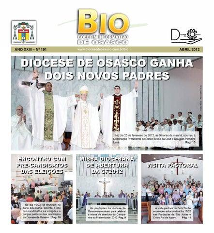 [Bio Diocesano Abril 2012]