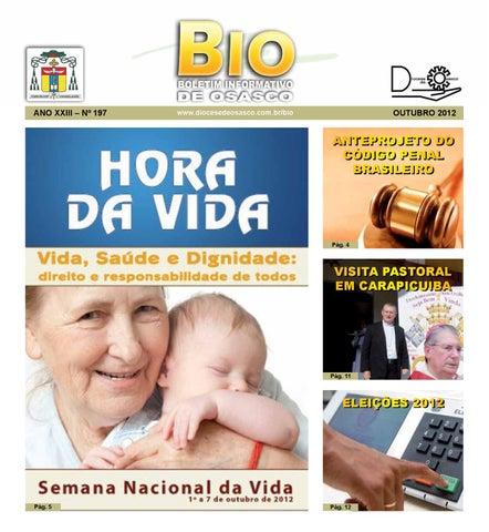 [Bio Diocesano Outubro 2012]