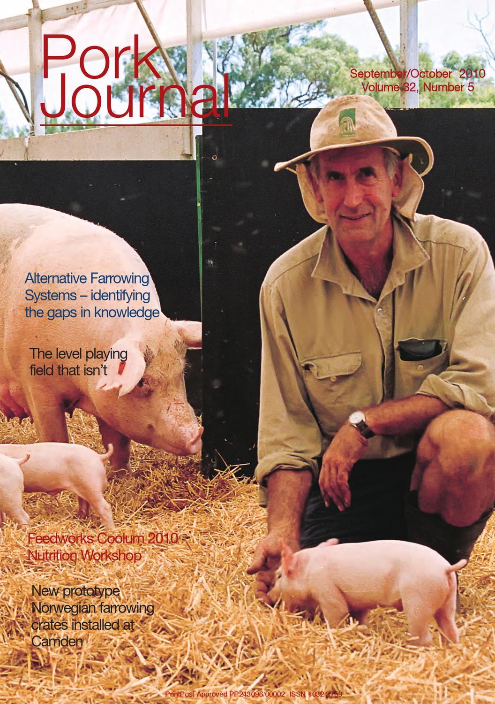 pork journal by primary media issuu pork journal 2010
