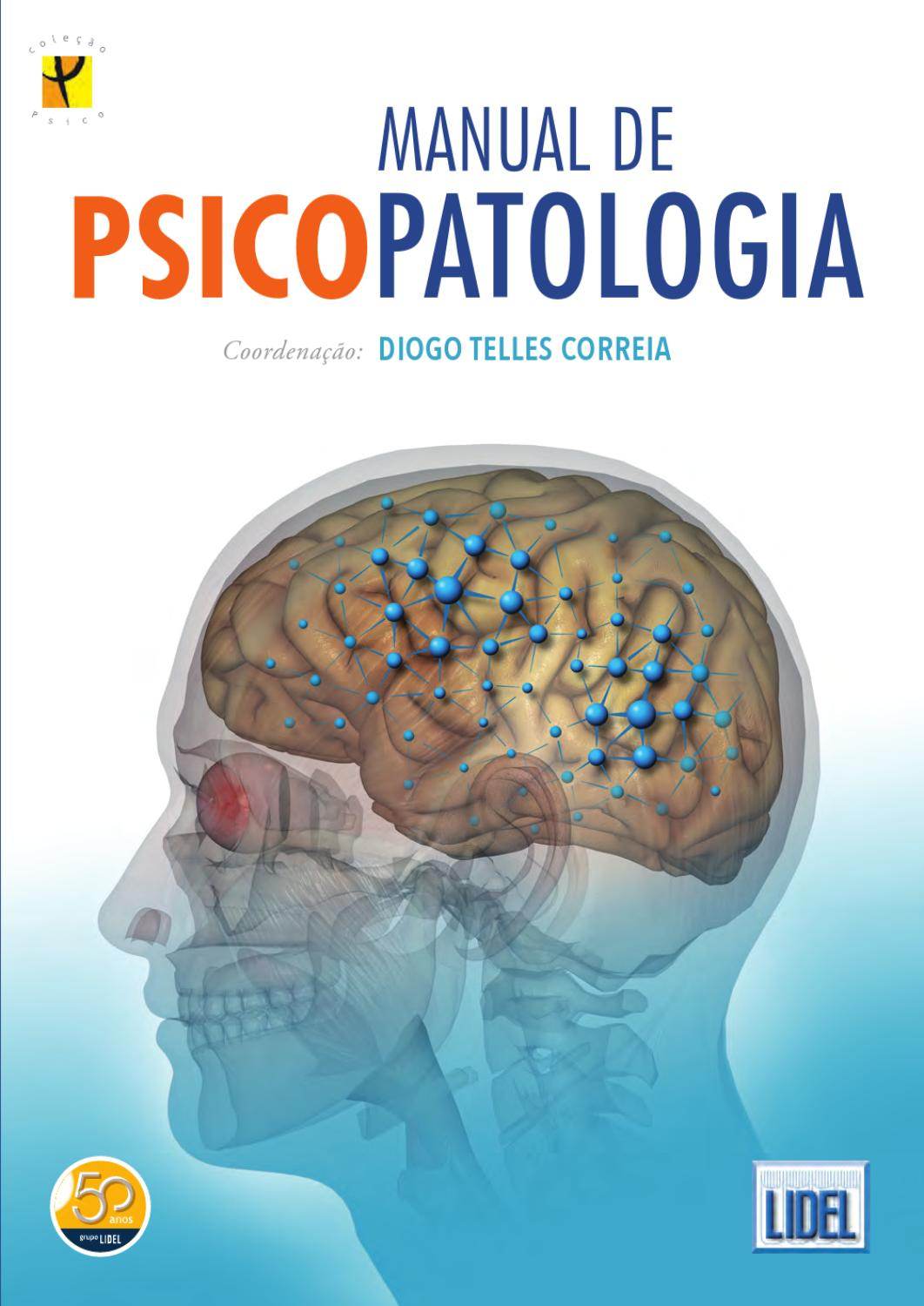 Manual de psicopatologia by grupo lidel issuu for Manual de acuicultura pdf