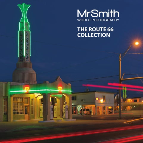 The Route 66 Colour Collection