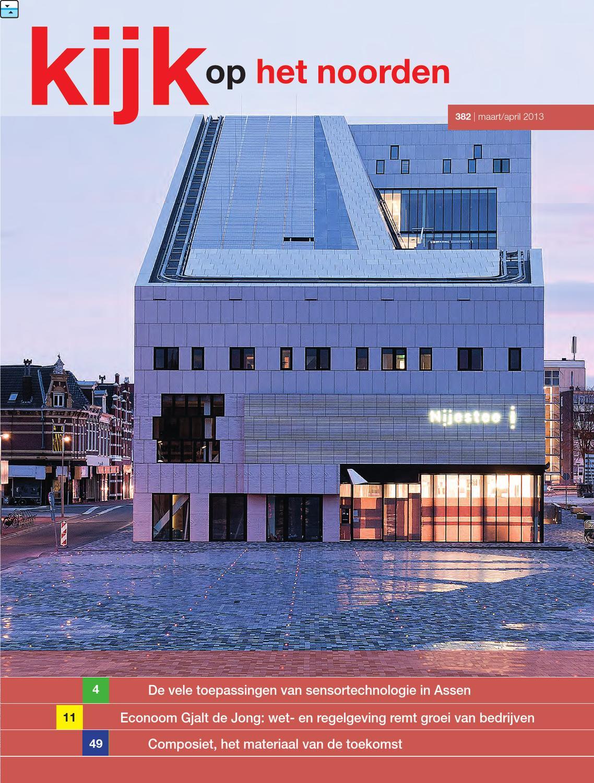 Kijk op het noorden 2013 382 by uitgeverij novema   issuu