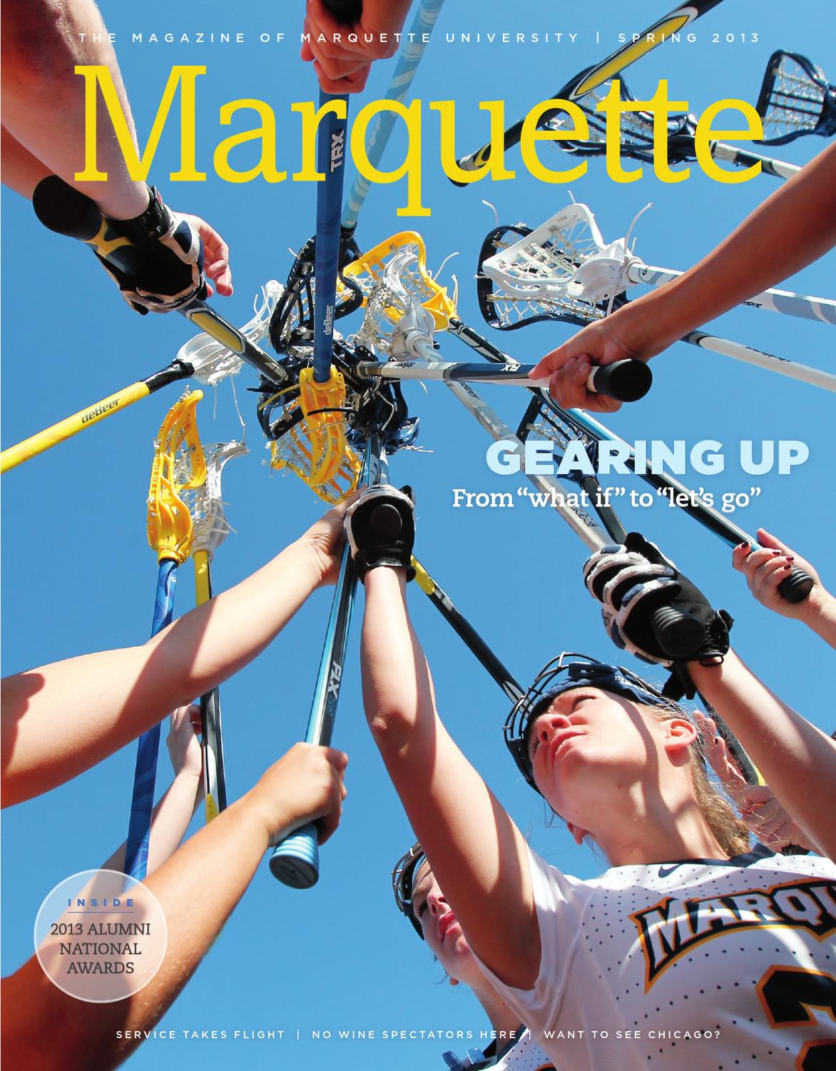 DePaul or Marquette? WHY ARE COLLEGE DECISIONS SO DIFFICULT?