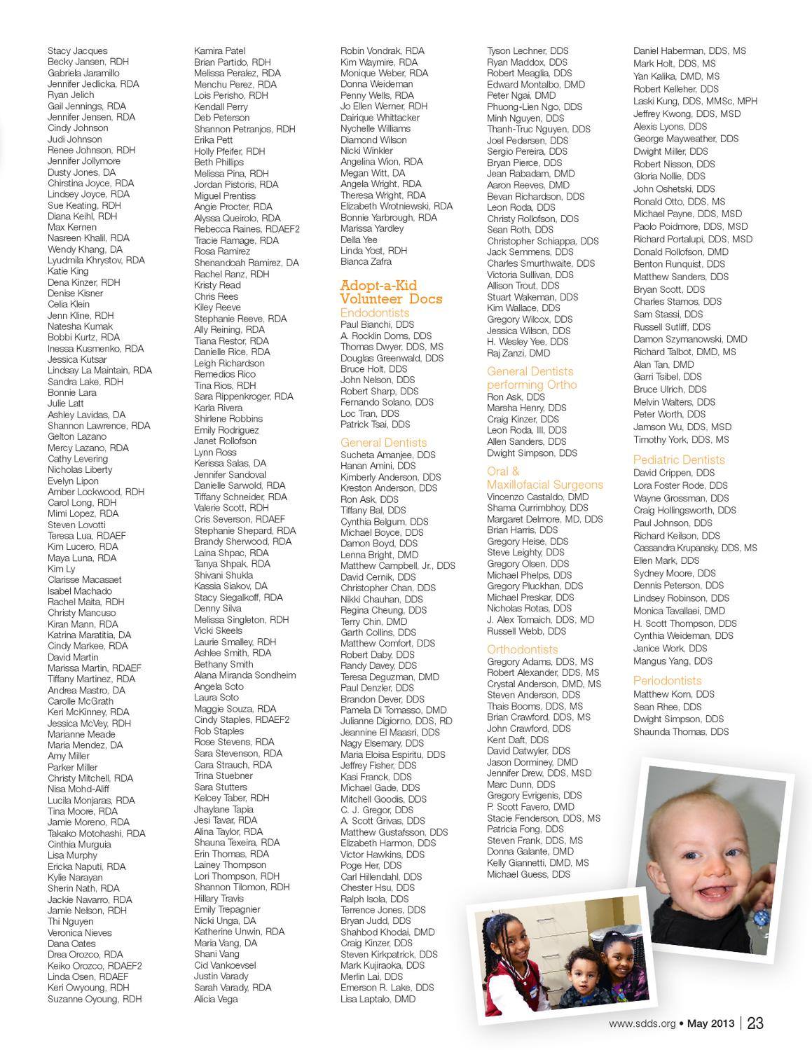 2013 nugget by sacramento district dental society sdds page 2013 nugget by sacramento district dental society sdds page 23 issuu