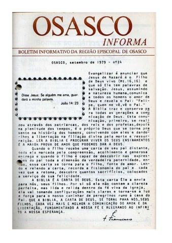 [Bio Região Episcopal Osasco Setembro 1979]