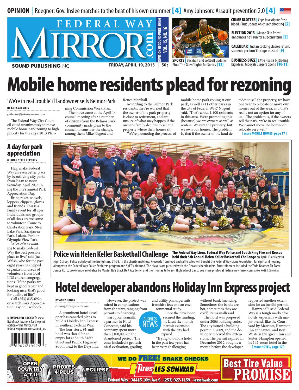 Round Table Federal Way Federal Way Mirror April 19 2013 By Sound Publishing Issuu