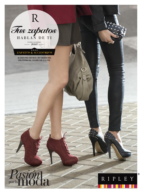 Tus zapatos hablan de ti by ripley peru issuu - Zapateria para ti ...