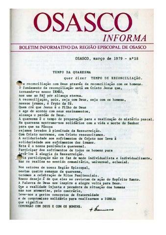 [Bio Região Episcopal Osasco Março 1979]