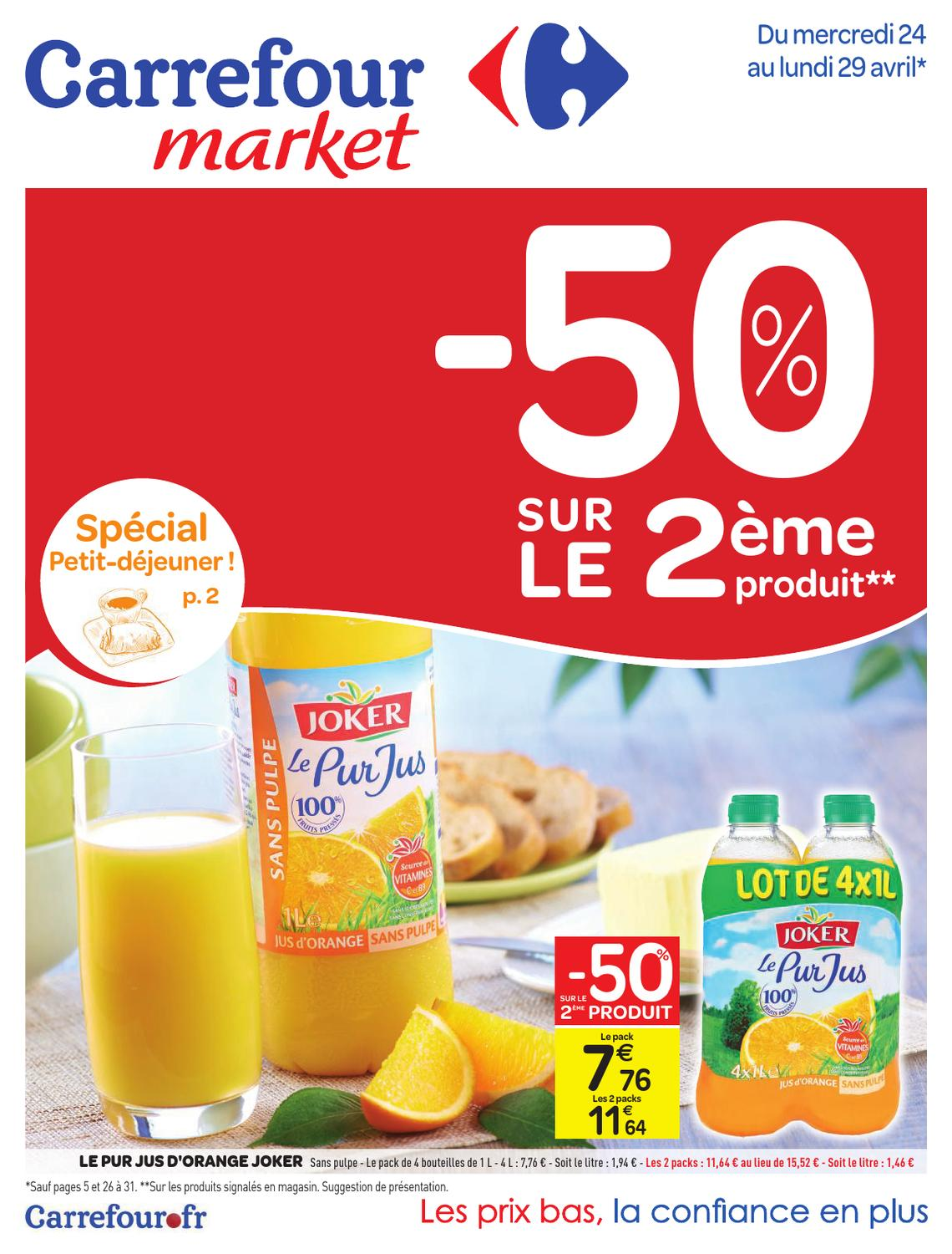 carrefour 24 29 4 market by proomo issuu