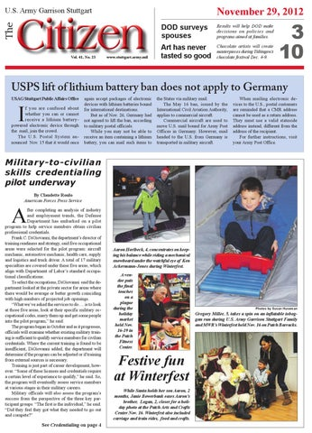November 29, 2012 - The Citizen