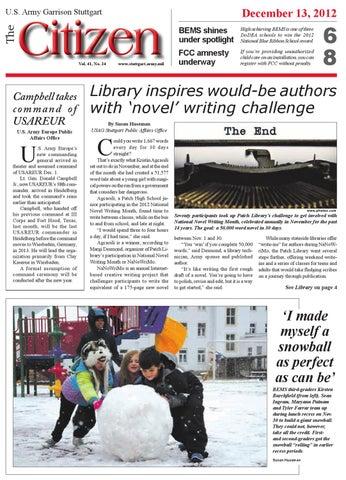 December 13, 2012 - The Citizen