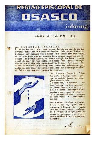 [Bio Região Episcopal Osasco Abril 1978]