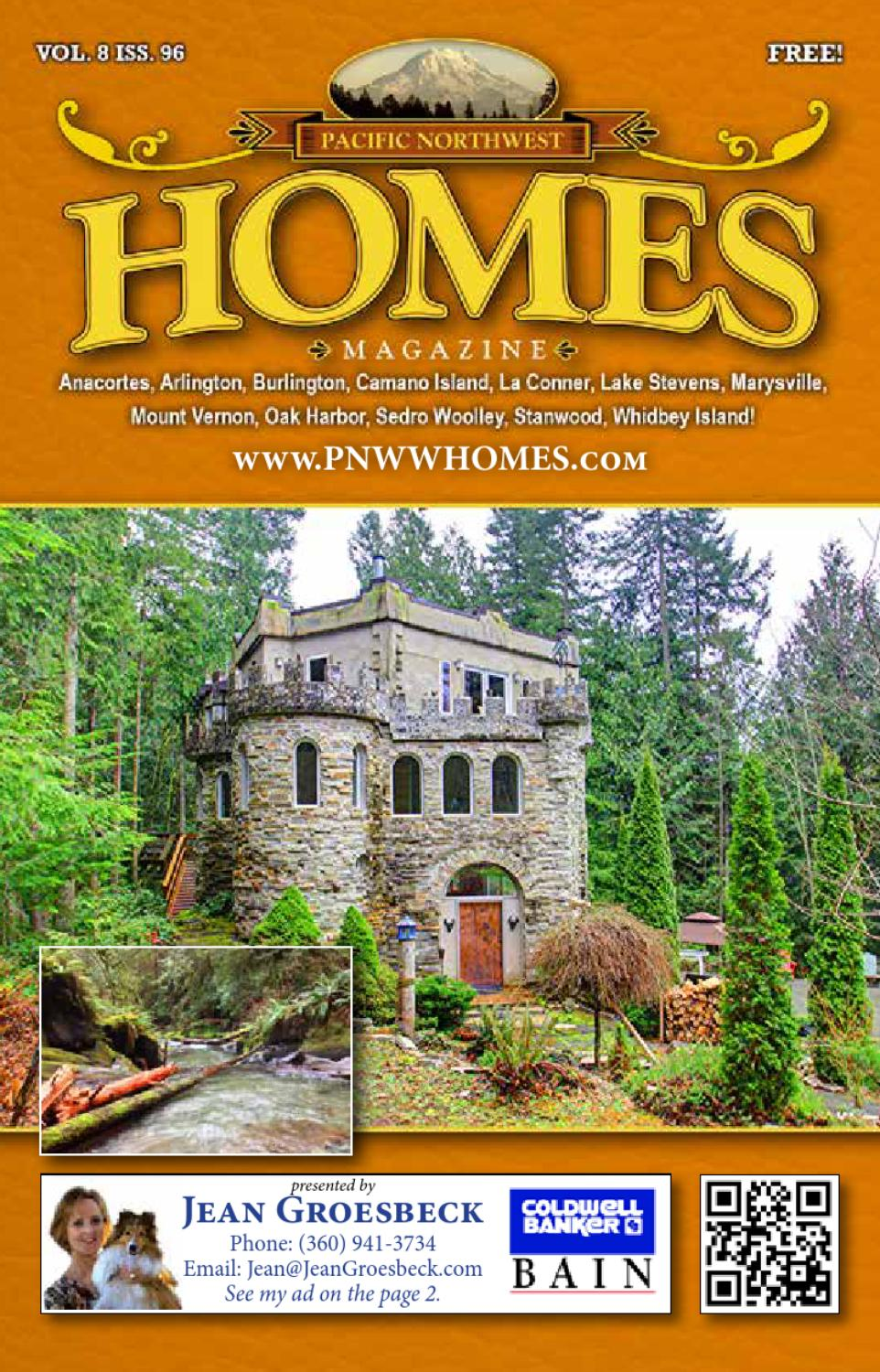 Pacific Nw Homes Skagit Island Snohomish Counties