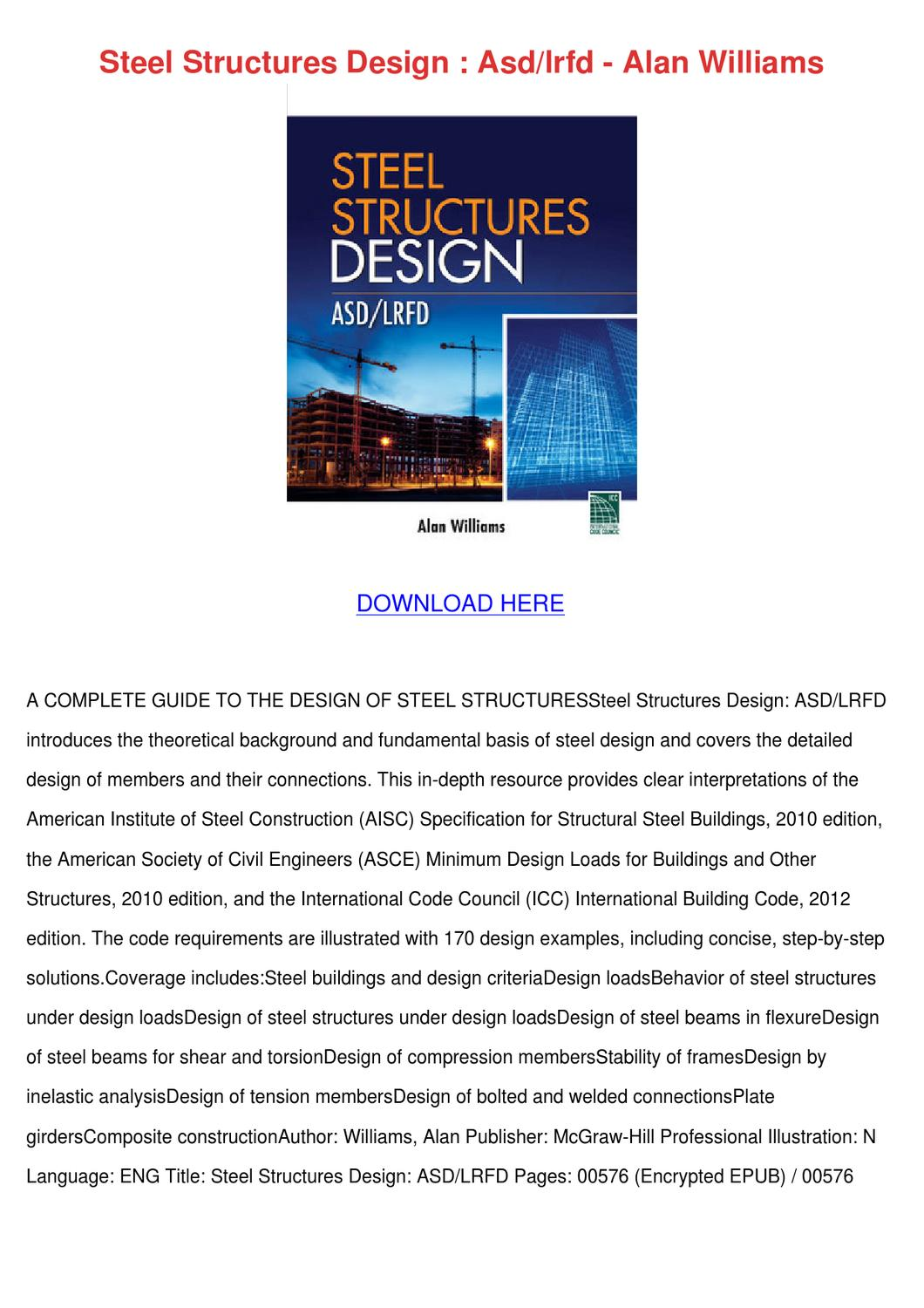 Design Of Metal Structures Mukhanov Pdf - roulettelivin