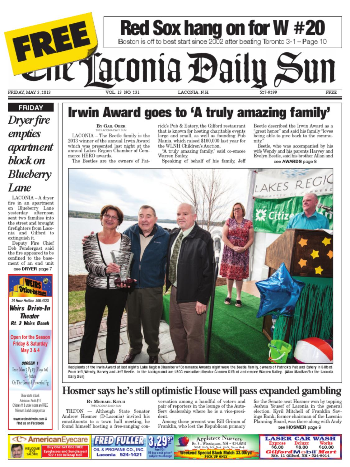 oct by michael morris issuu the laconia daily sun 3 2013
