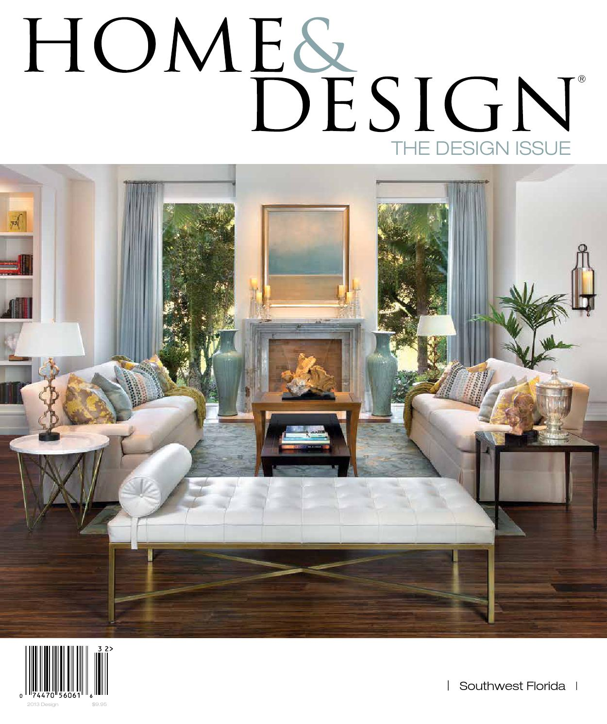 Home And Design Magazine Southwest Florida Home Design And Style