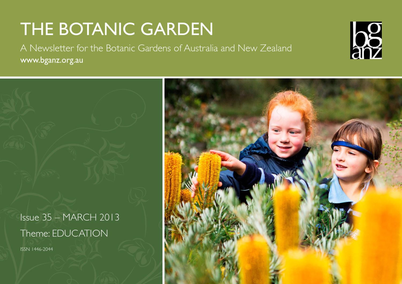 Botanic Garden By BGANZ Issuu