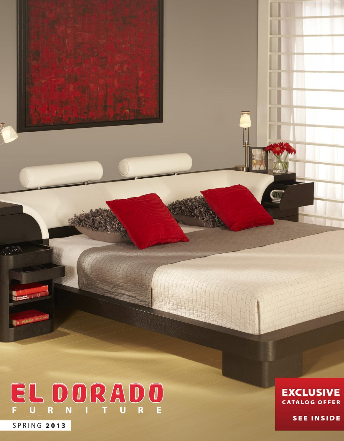 El Dorado Furniture Bedroom Set Design A1houston Com El Dorado Furniture  Catalog Spring 2013 Issueel Dorado