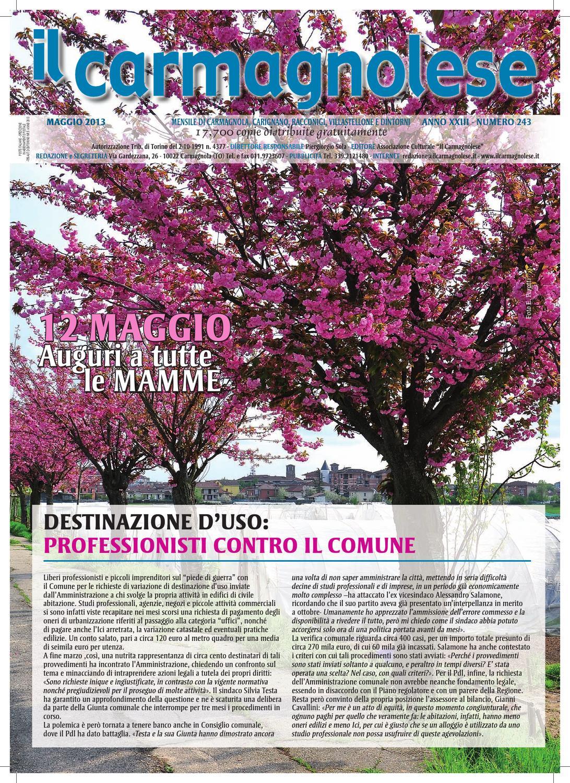 Il Carmagnolese - Settembre 2013 by Redazione Il Carmagnolese - issuu