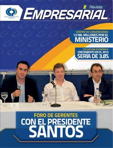Revista Empresarial Edición 1 2013