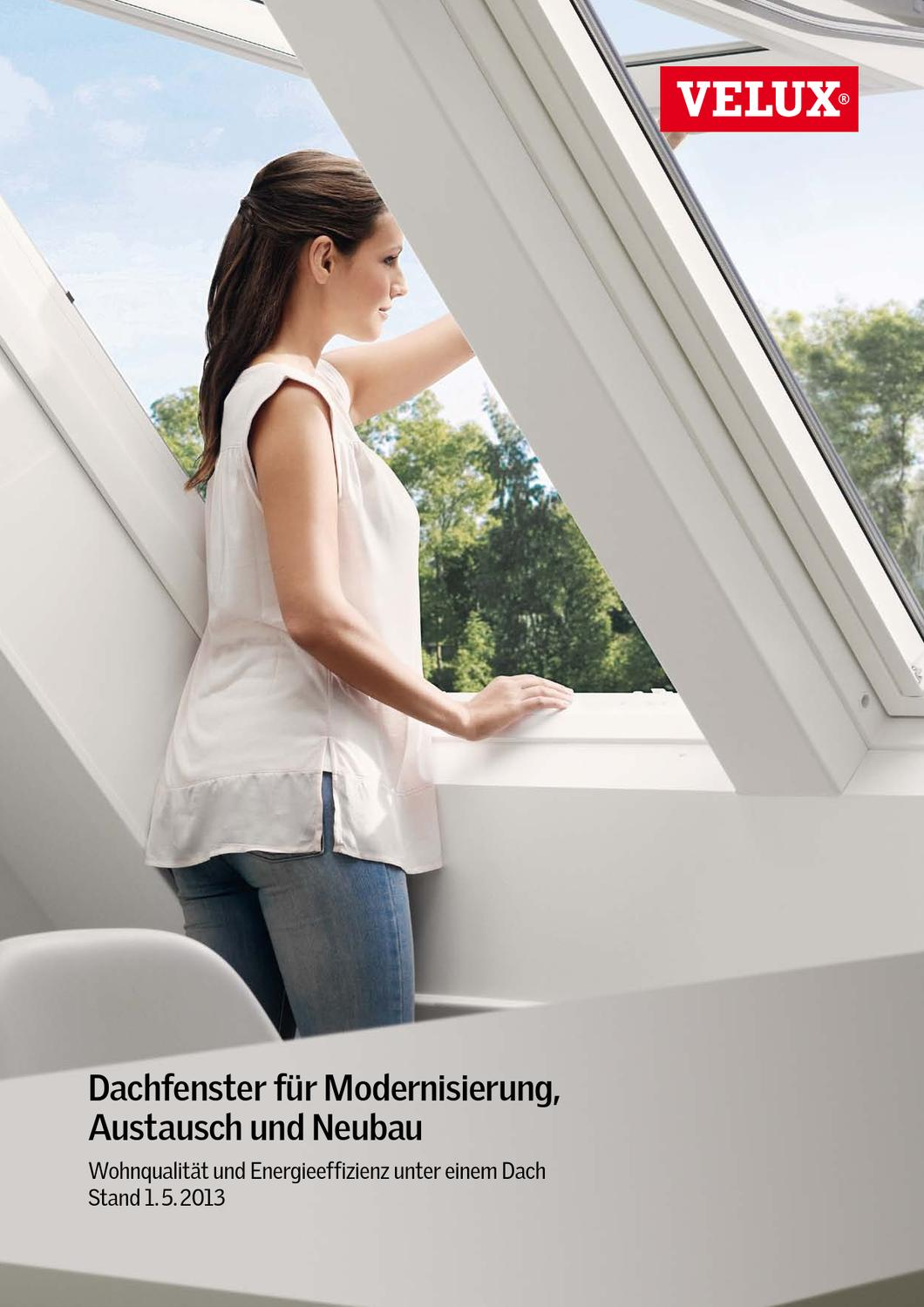 velux dachfenster by opus marketing gmbh issuu. Black Bedroom Furniture Sets. Home Design Ideas