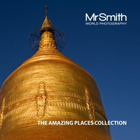 The Amazing Places Collection
