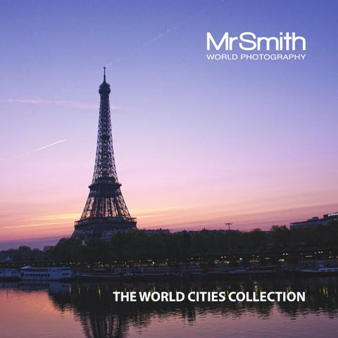 The World Cities Collection
