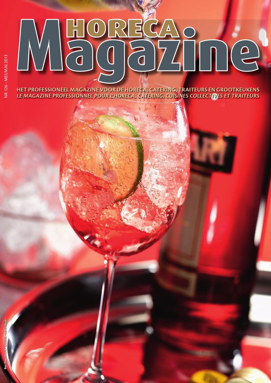 Horeca magazine 161 by publishingregie   issuu