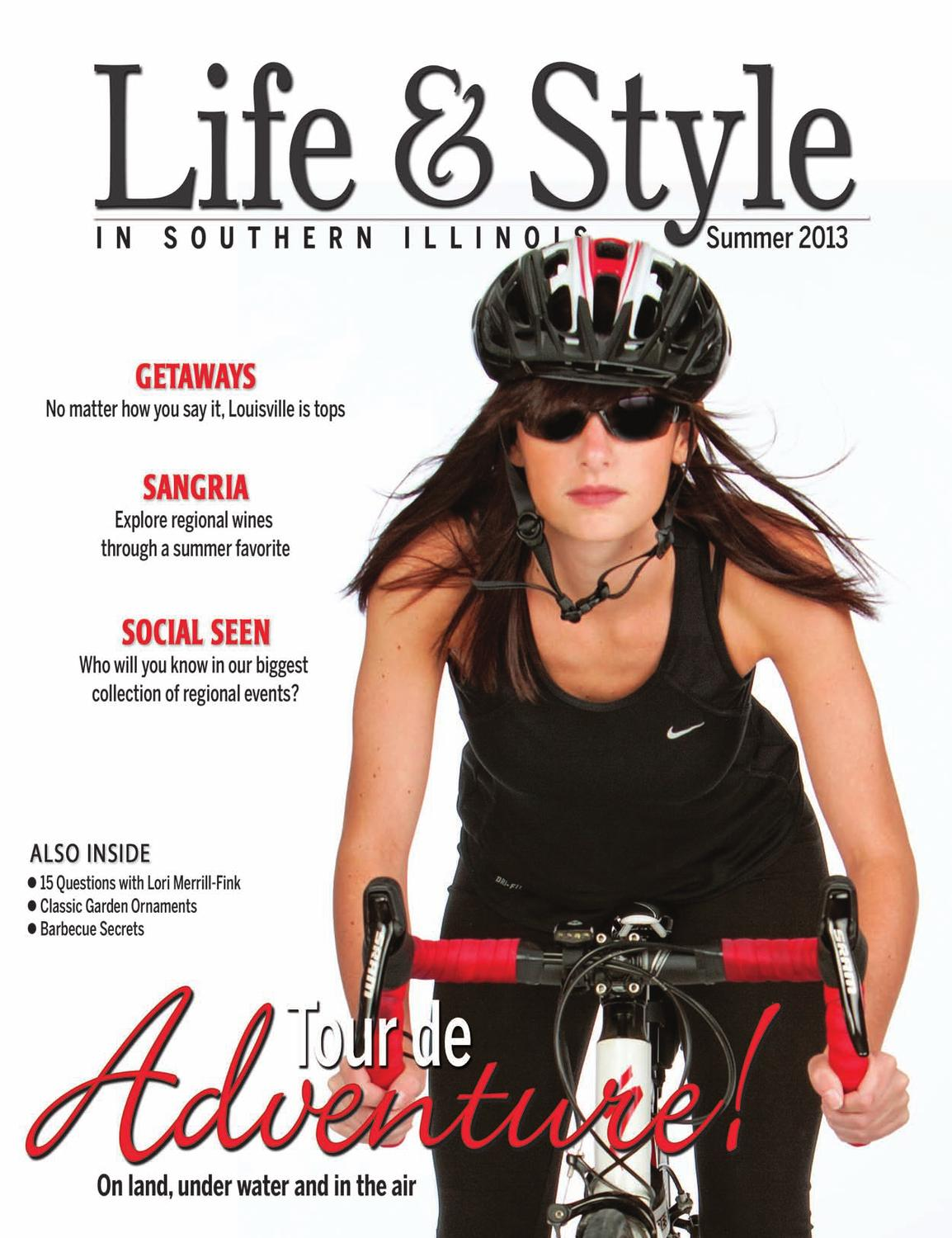 Life amp style summer 2013 by the southern illinoisan issuu