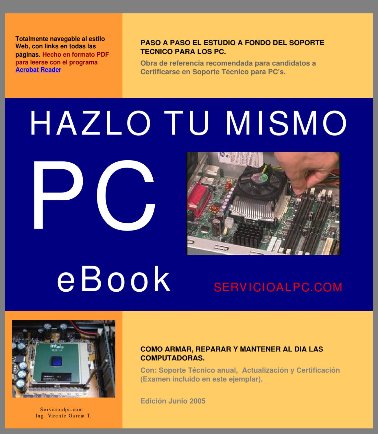 Tutorial de una pc by maykol huaylinos escalante issuu for Regalo roba