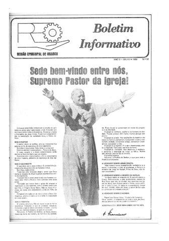 [Bio Região Episcopal Osasco Julho 1980]