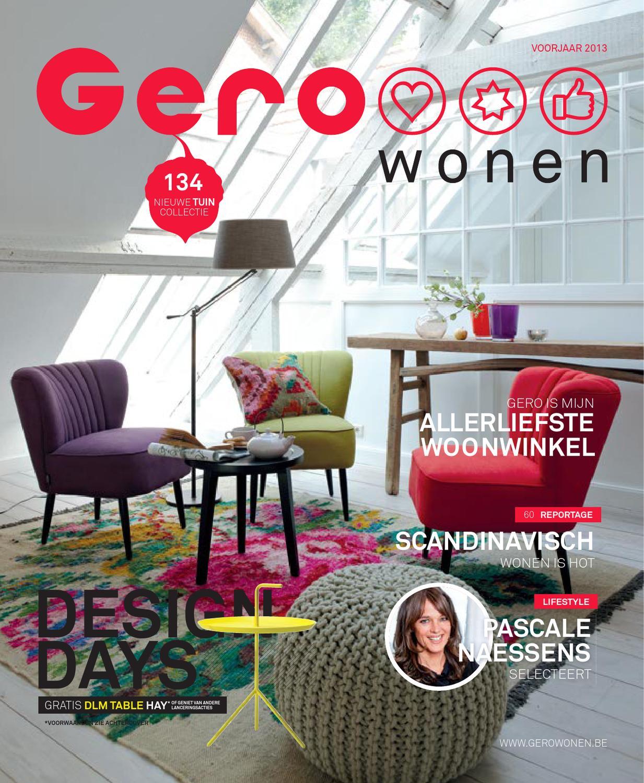 Voorjaar 2013   catalogus by gero wonen   issuu