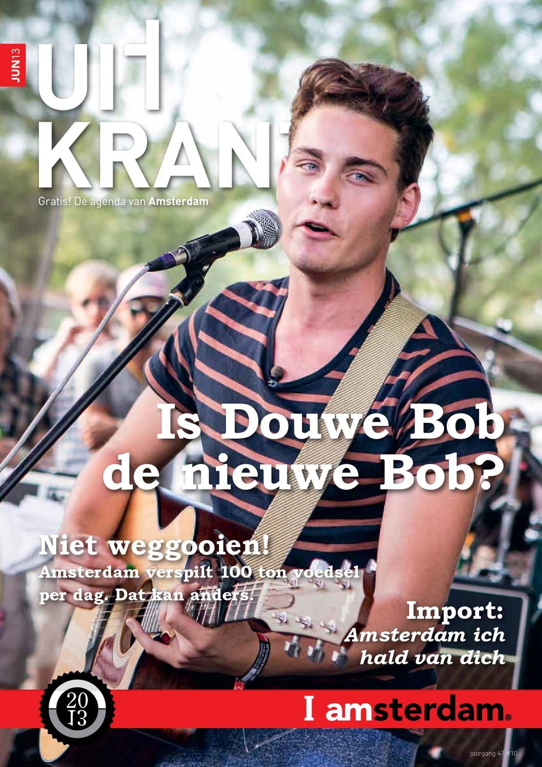 Uitkrant mei by amsterdam marketing   issuu