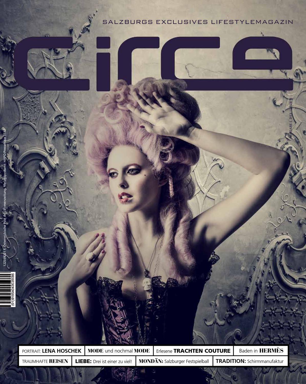 Circe magazin salzburg no.1 fs 2013 by jacqueline jurek   issuu