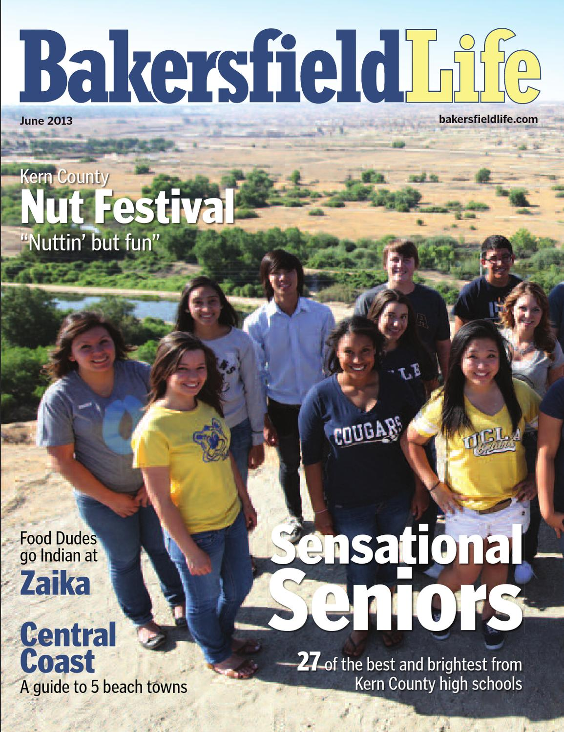 Bakersfield Life Magazine June 2013 By Tbc Media Specialty