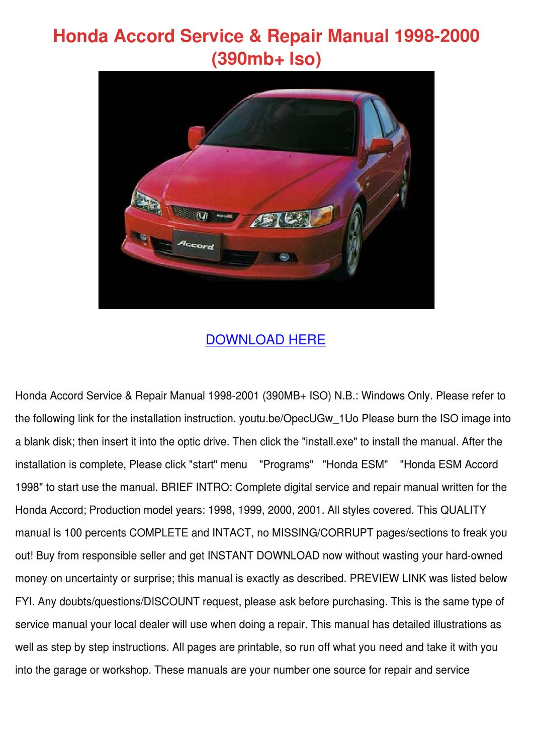 honda accord 2004 owners manual pdf fiat world test drive 2004 honda accord user manual 2004 honda accord owners manual online