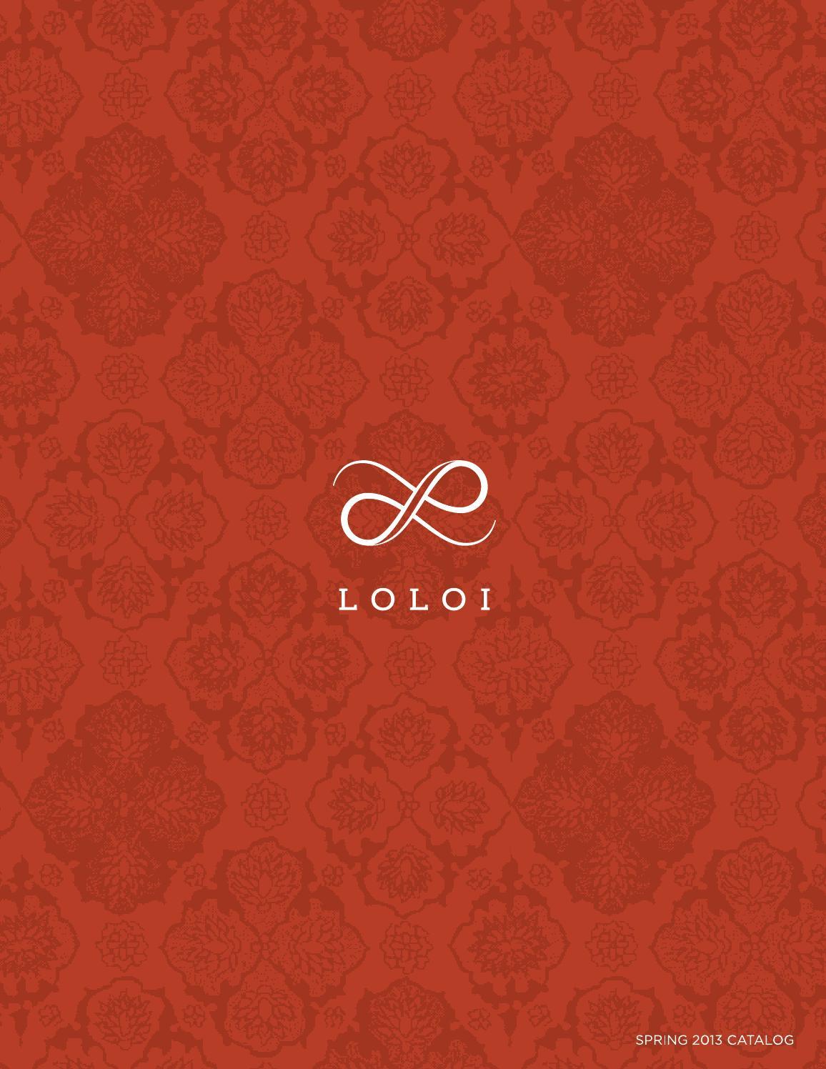 Loloi 2013 Catalog By Loloi Issuu