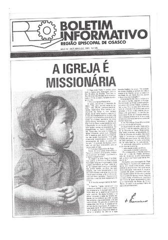 [Bio Região Episcopal Osasco Outubro 1981]