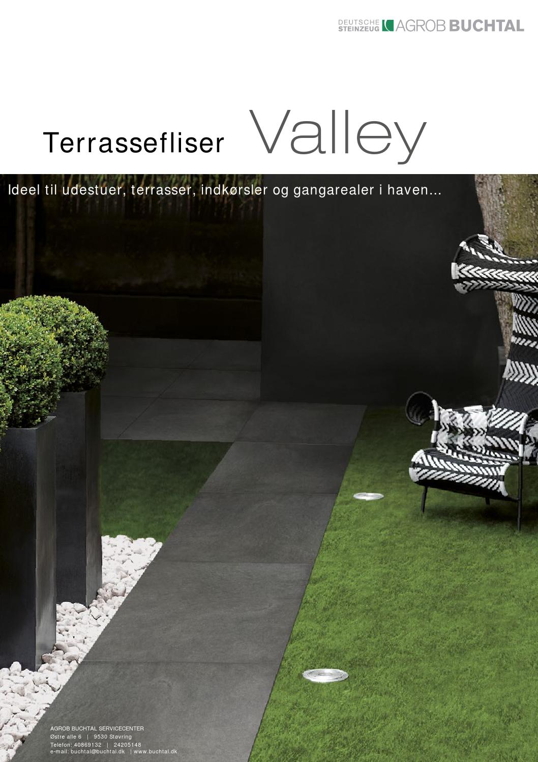 valley terrassefliser 2013 by agrob buchtal dk issuu. Black Bedroom Furniture Sets. Home Design Ideas