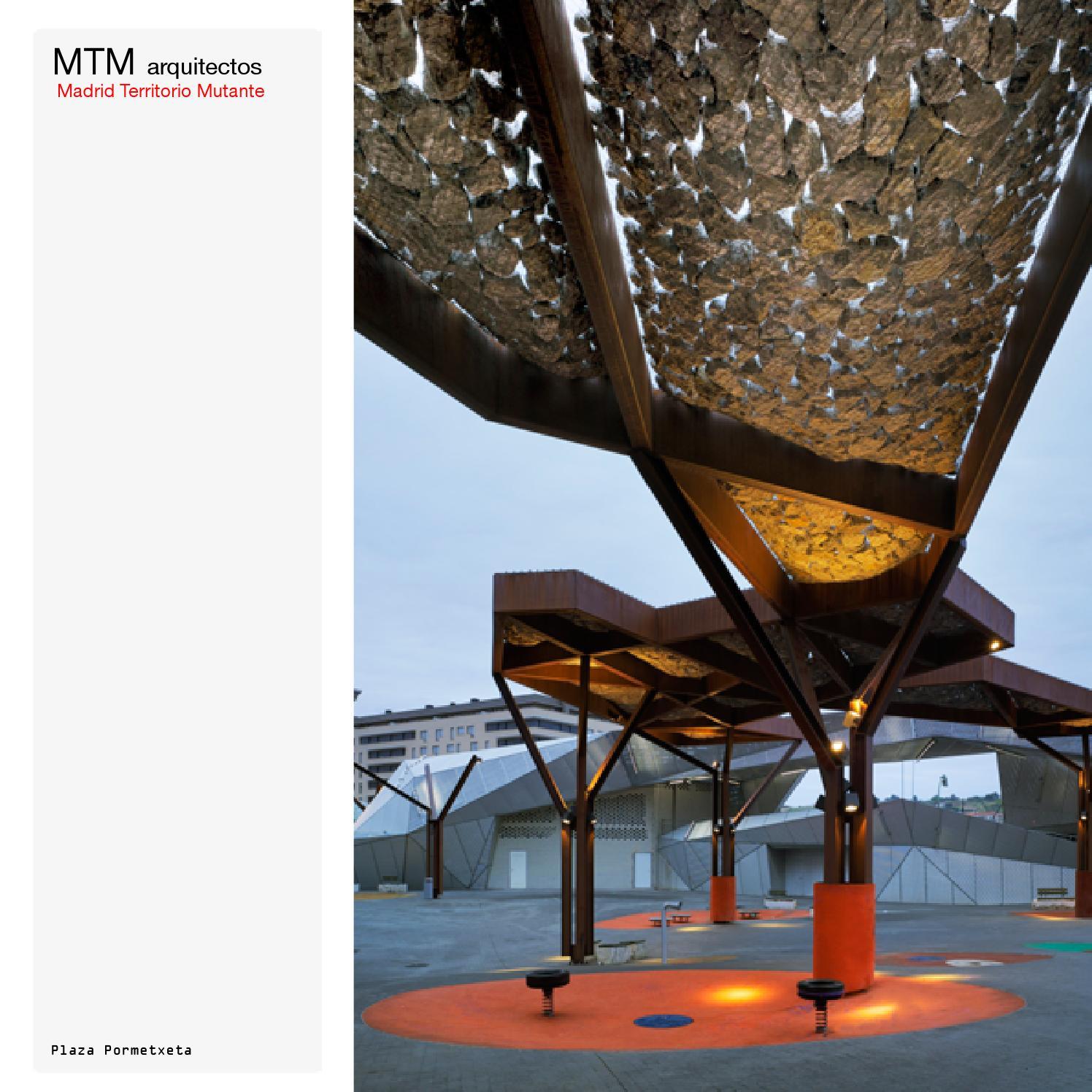 Plaza Pormetxeta By Mtmarquitectos Issuu