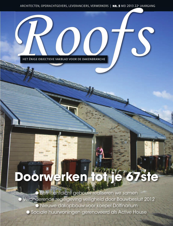 Cobouw special gevels en daken by Cobouwspecials - issuu
