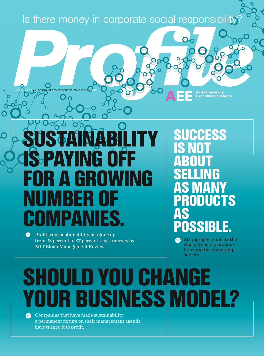 csr magazine essays Social responsibility essays - corporate social responsibility and the consumer.